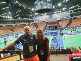 World Senior Badminton Championships - Spodek Katowice_1
